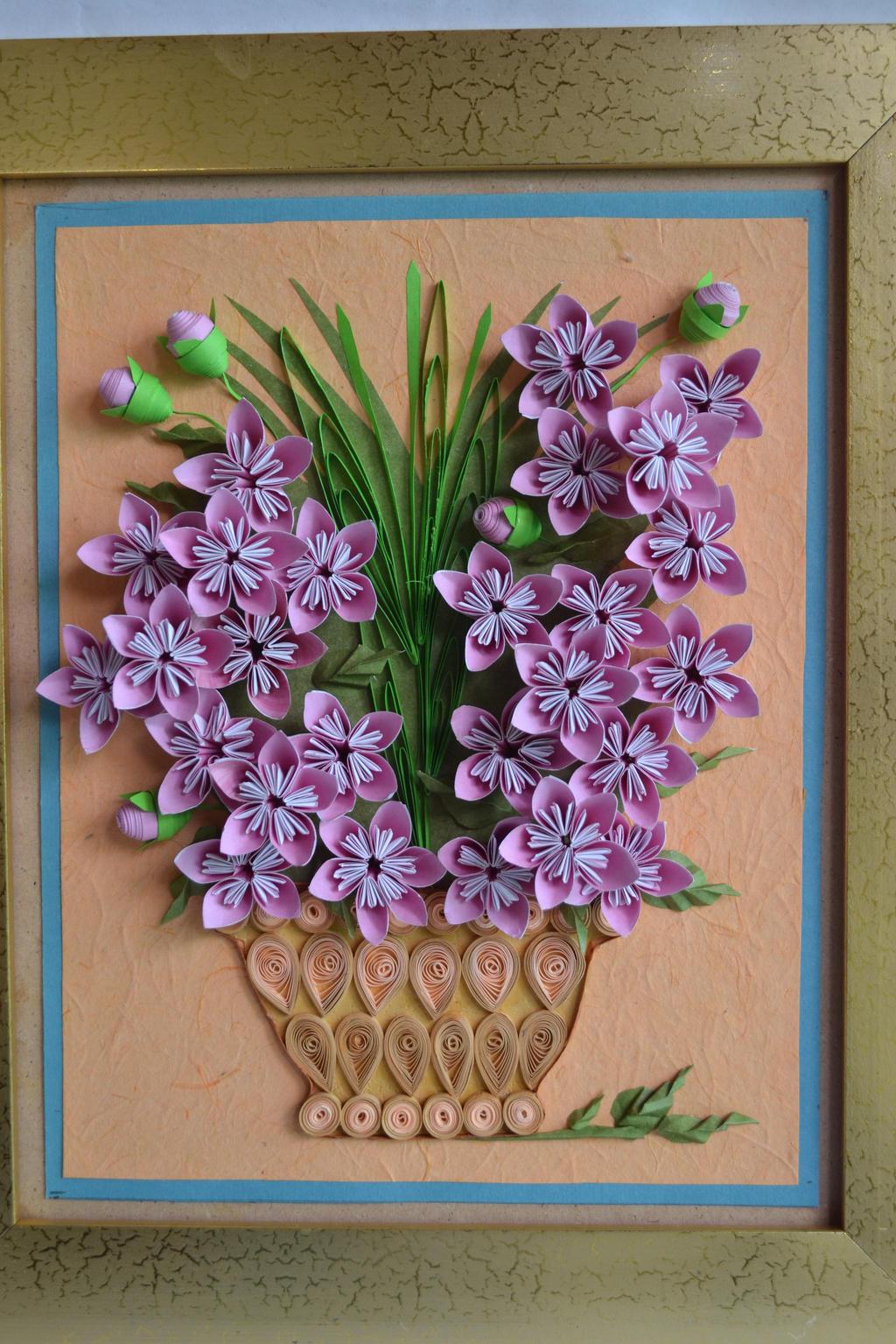 Kusudama Flower Paper Art By Jekiyandar On Deviantart