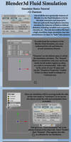 Blender Fluid Sim Basics