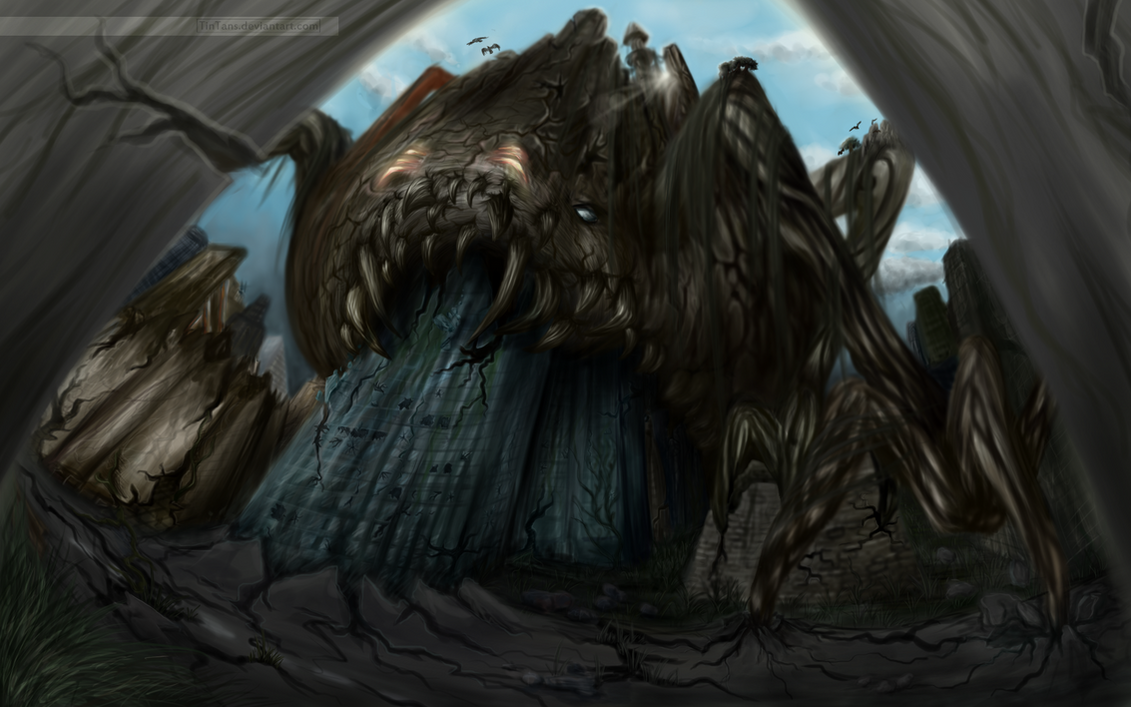 City Cruncher by TinTans