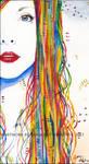 Rainbows and Black birds by TanjaGotthardsen