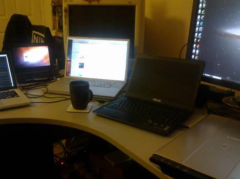 Desk Of Overkill