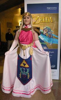 Zelda Concert symphony of the goddess