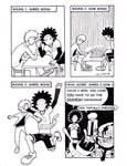 Roommate Wanted strip 32