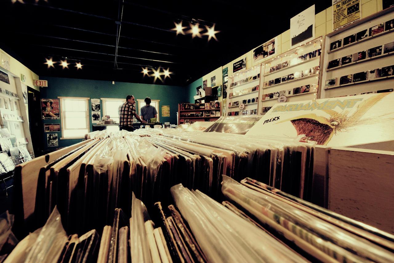 Vinyl Diner by BoxersFracture