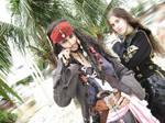 Jack Sparrow-Elizabeth Swann