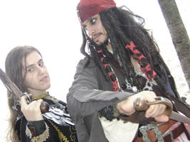 Pirates of the Caribbean IV by PriSuicun