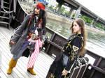 Elizabeth Swann---Jack Sparrow
