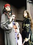 Jack Sparrow-Elizabeth Swann I
