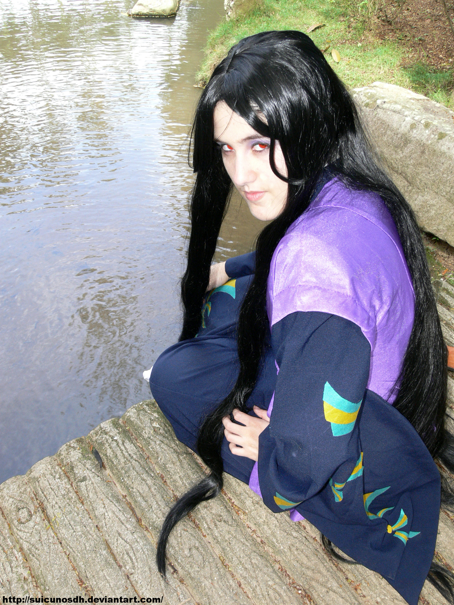 Naraku- demon eyes by PriSuicun