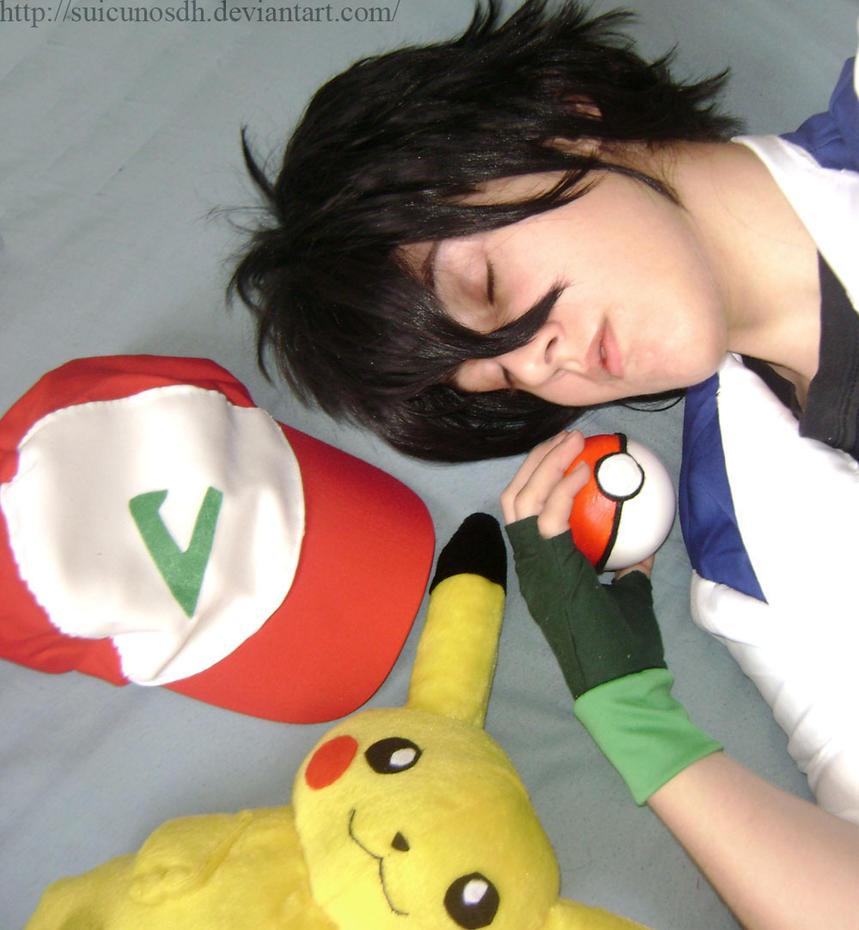 Pokemon trainer by PriSuicun