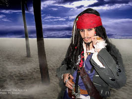 Jack- Pirates of the Caribbean by PriSuicun
