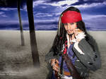 Jack- Pirates of the Caribbean