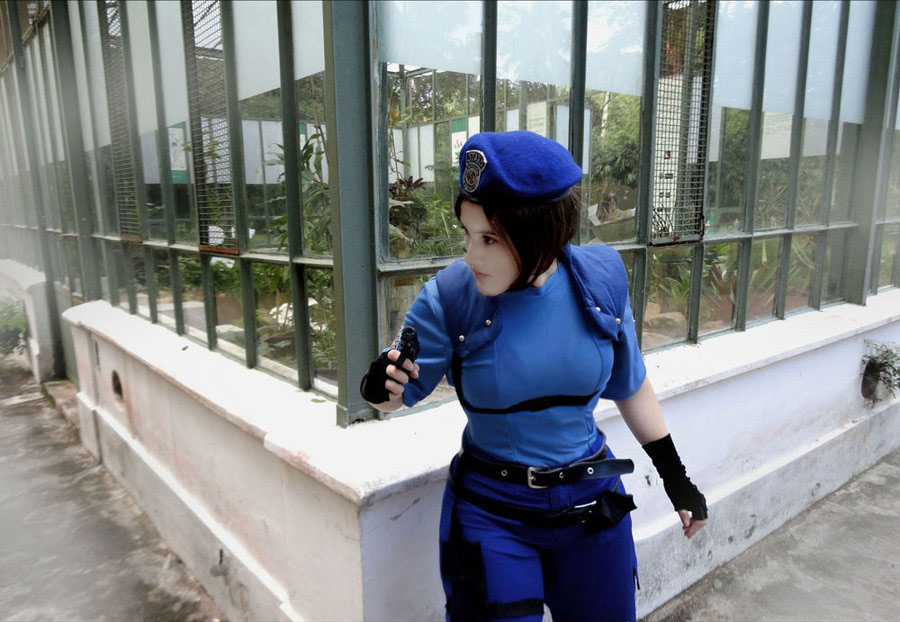 Jill - Resident Evil by PriSuicun