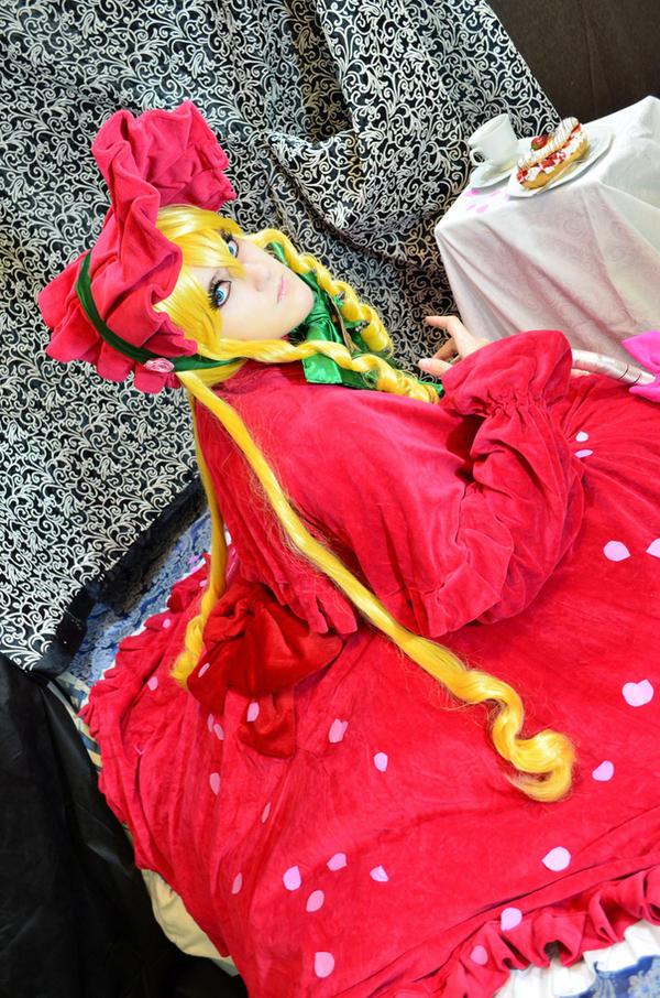 Shinku - Rozen Maiden by PriSuicun