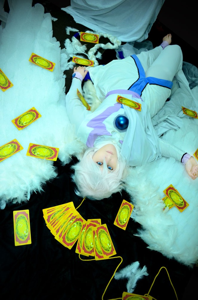 Yue - Card Captors Sakura by PriSuicun