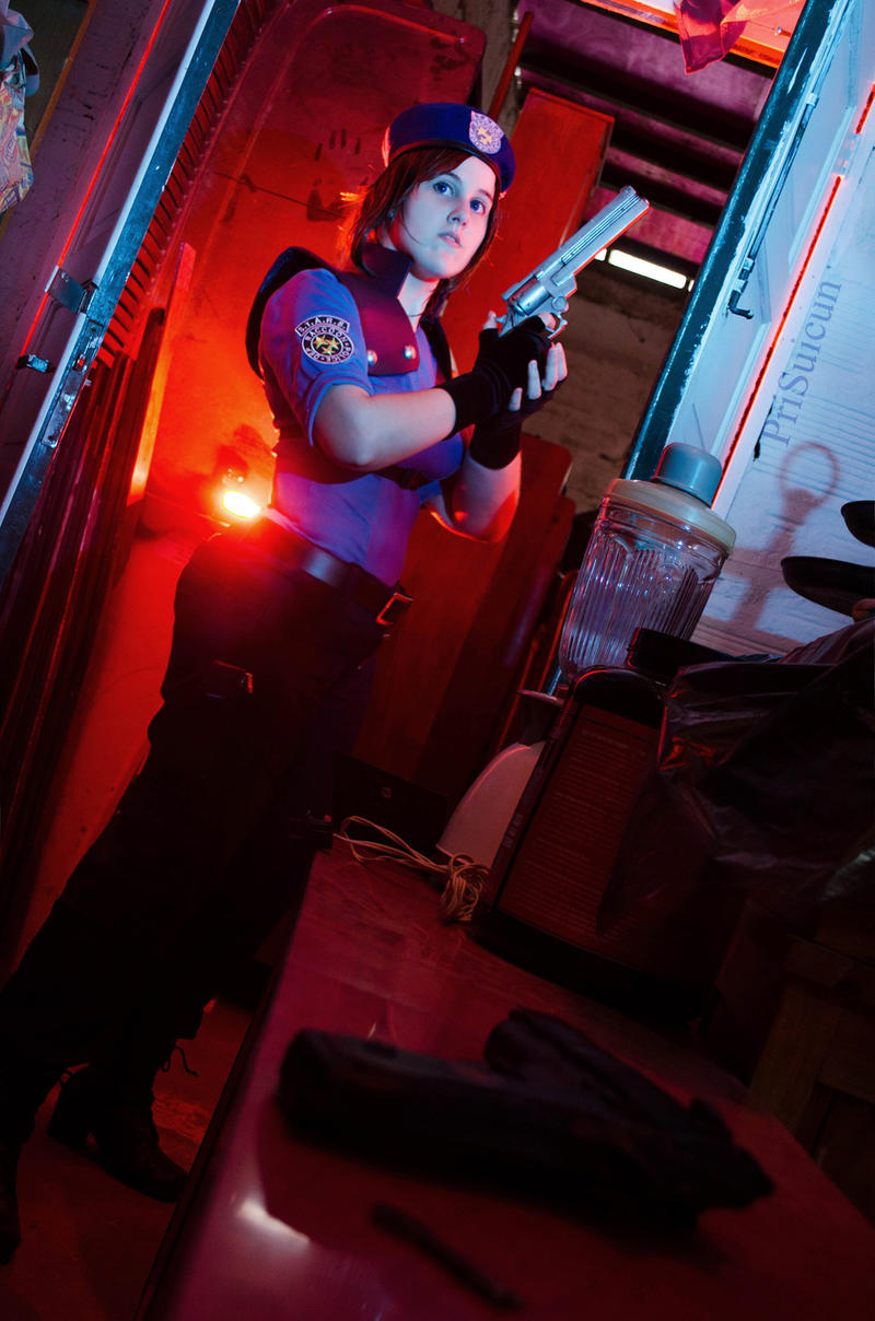 Jill Valentine Fanart - A Mod for Resident Evil 2 Remake