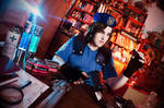 Resident-evil-cosplay by PriSuicun