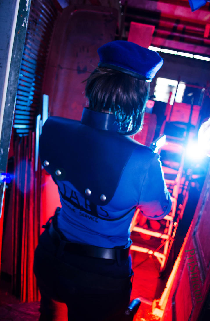 Jill Valentine RESIDENT EVIL Remake II by PriSuicun