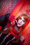 Halloween Vampire by PriSuicun