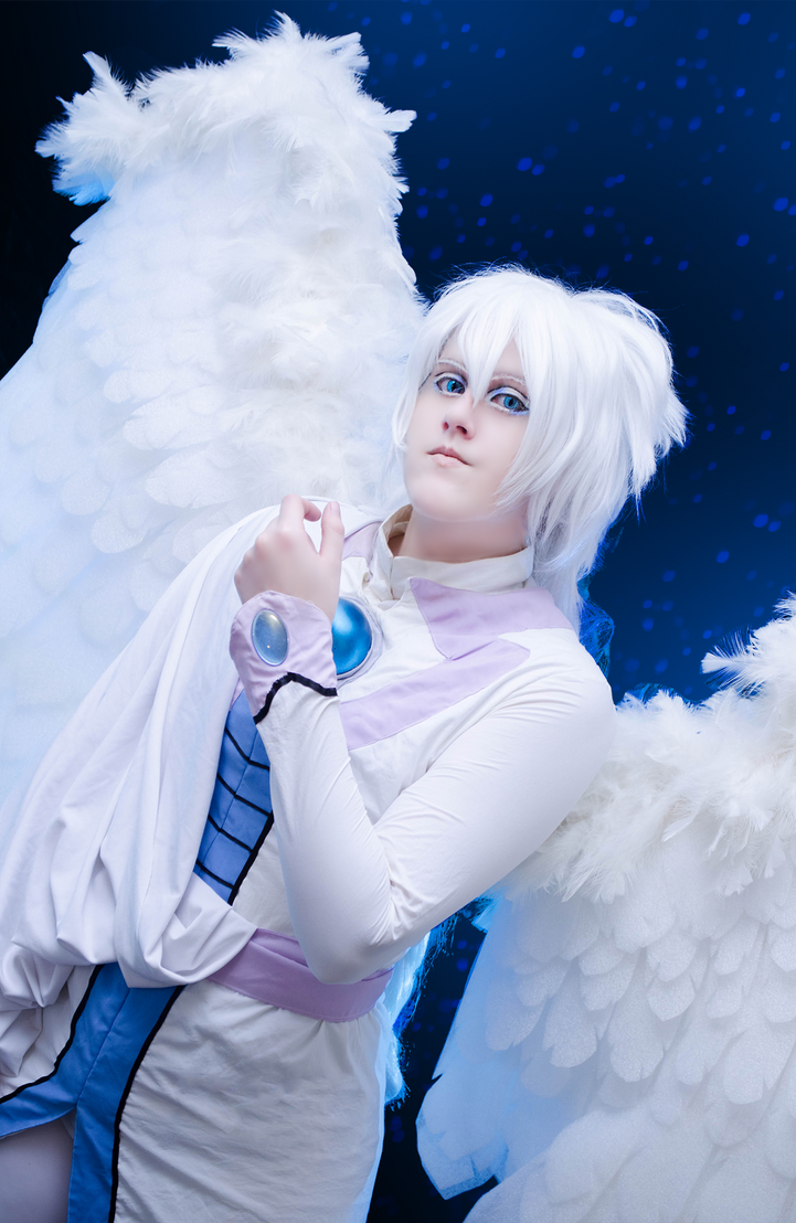 Yue cosplay  - Sakura Card Captors by PriSuicun