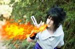 Sasuke Uchiha Cosplay by PriSuicun