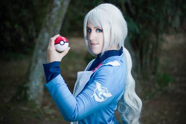 Blanche - Pokemon GO - TEAM MYSTIC by PriSuicun