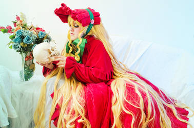 Shinku - Rozen Maiden cosplay
