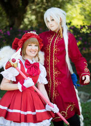 Sakura Card Captors cosplay