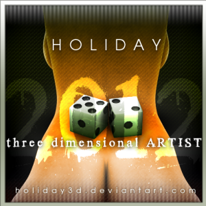 HOLIDAY3D's Profile Picture