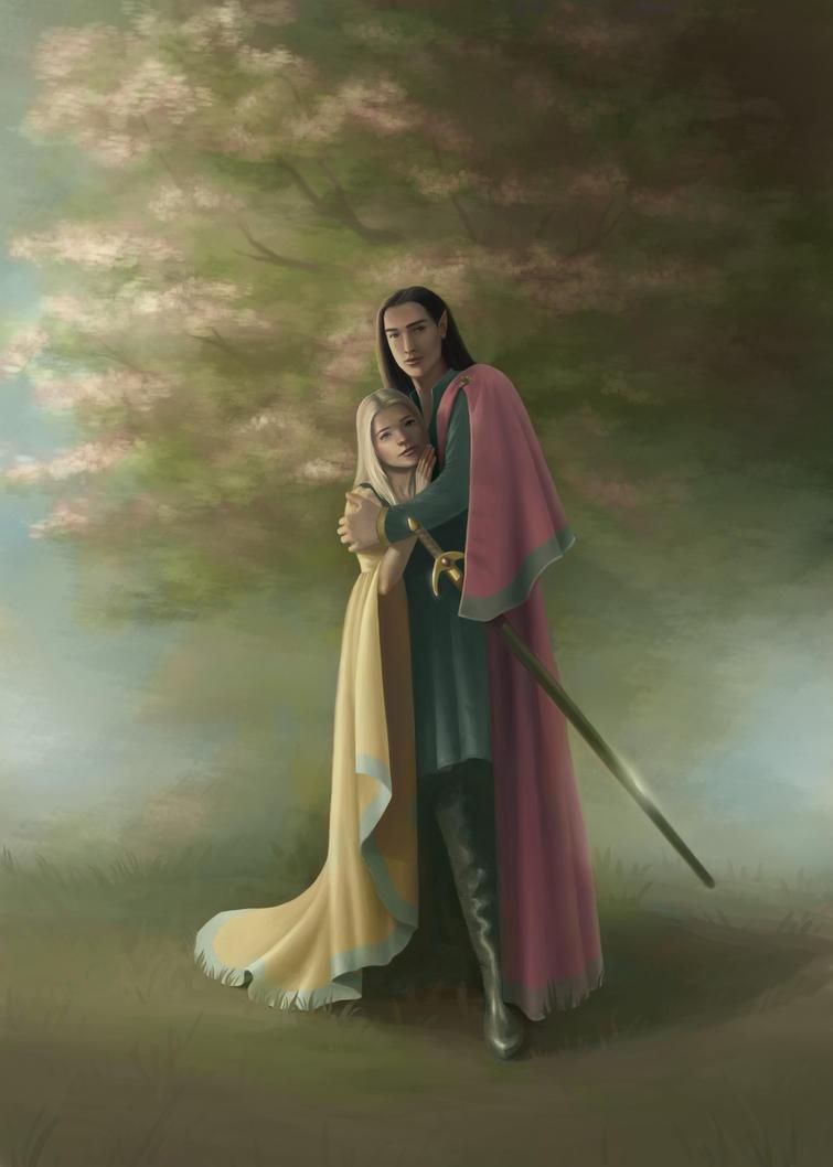 Elven by hollyfaith