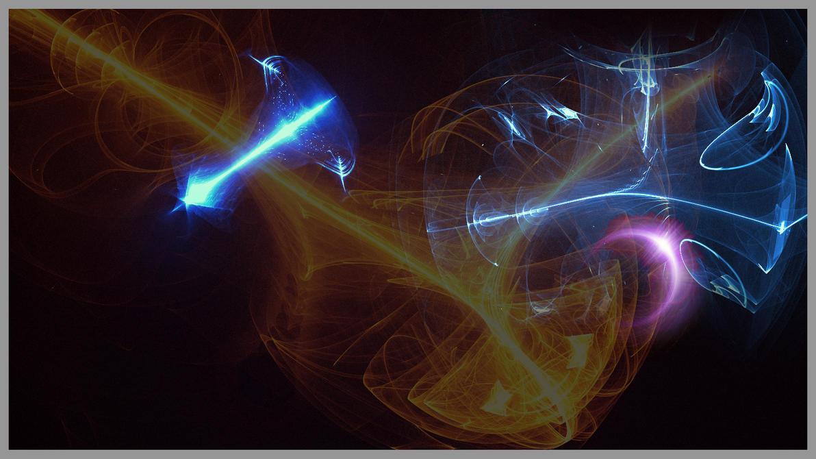 Firebluejellyfish by Kevin-Robb