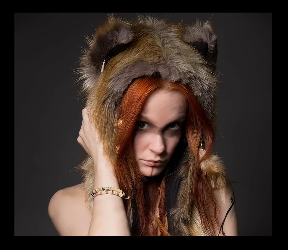 Foxy-Lady by Kevin-Robb