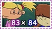 83x84 Stamp by Gyngerr