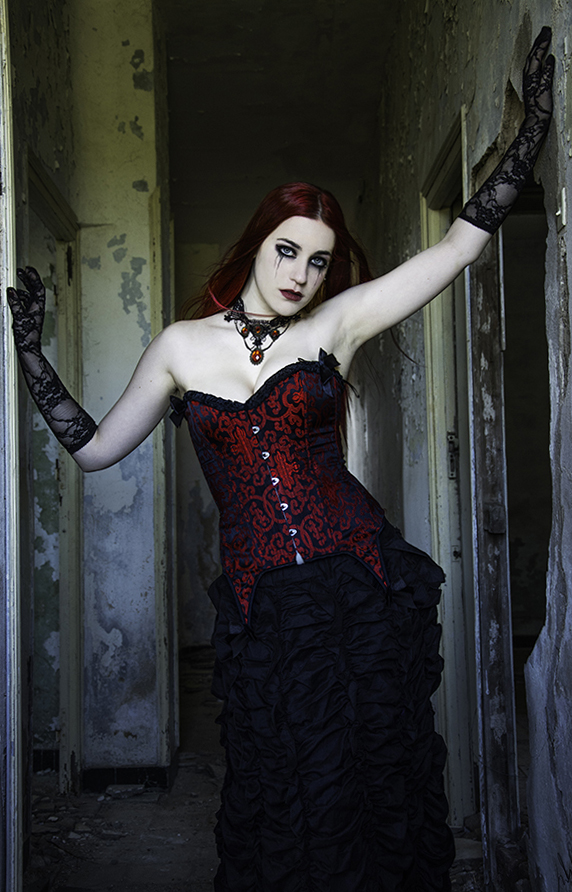 Image result for gothic photoshoot