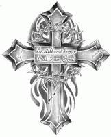 Cross by 23armand
