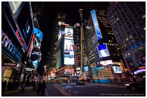 NYC - Times Square by jpgmn