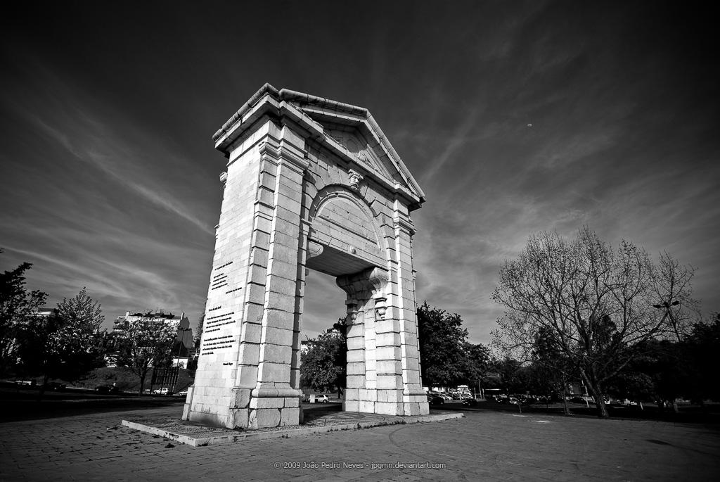 Arco de S. Bento by jpgmn