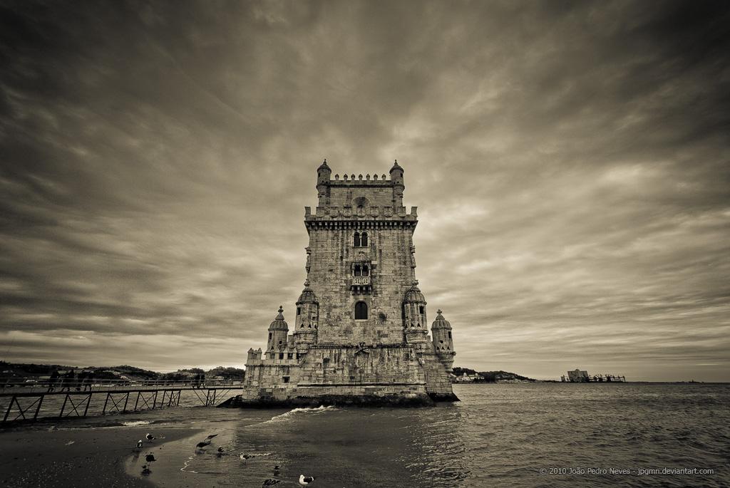 Torre de Belem II by jpgmn