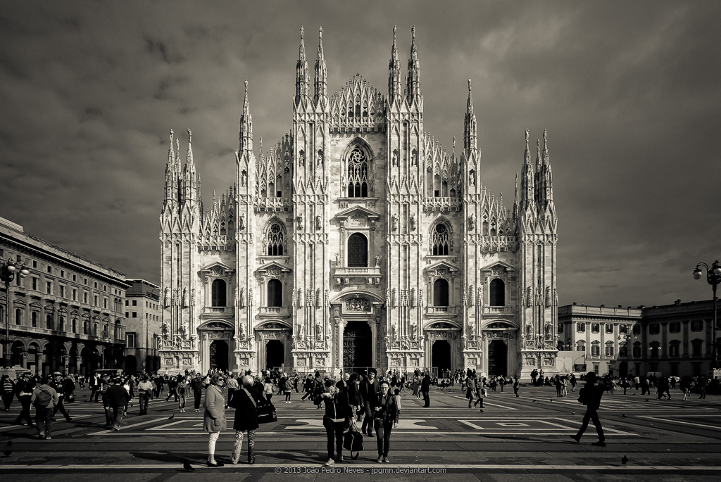 Milan - Part 1 by jpgmn