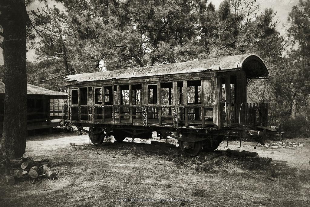 Old Passenger Car by jpgmn