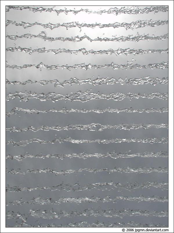 Water Stripes by jpgmn