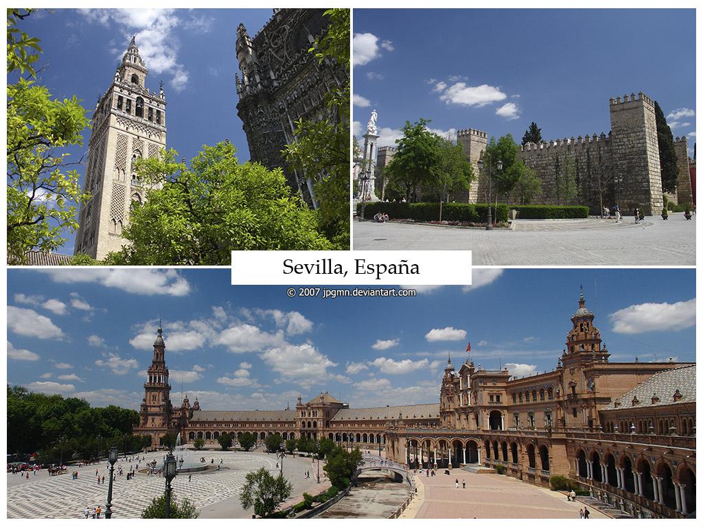 Pošalji mi razglednicu, neću SMS, po azbuci - Page 4 Postcard___Seville__Spain_by_jpgmn