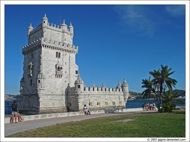 Torre de Belem by jpgmn