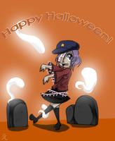 Happy Halloween by eetan