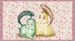 Chikorita - Pokemon