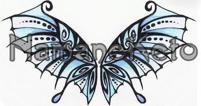 Fairy Wings by NamaneKeto