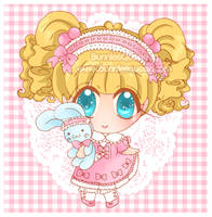 Sweet Lolita by MagicalBunnies