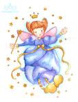 Blue Fairy Godmother