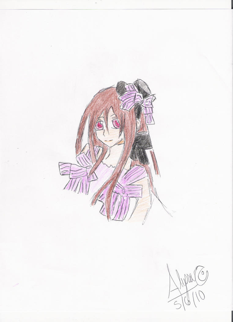 Yuki Cross by HikariiKawaii