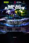 auto show poster